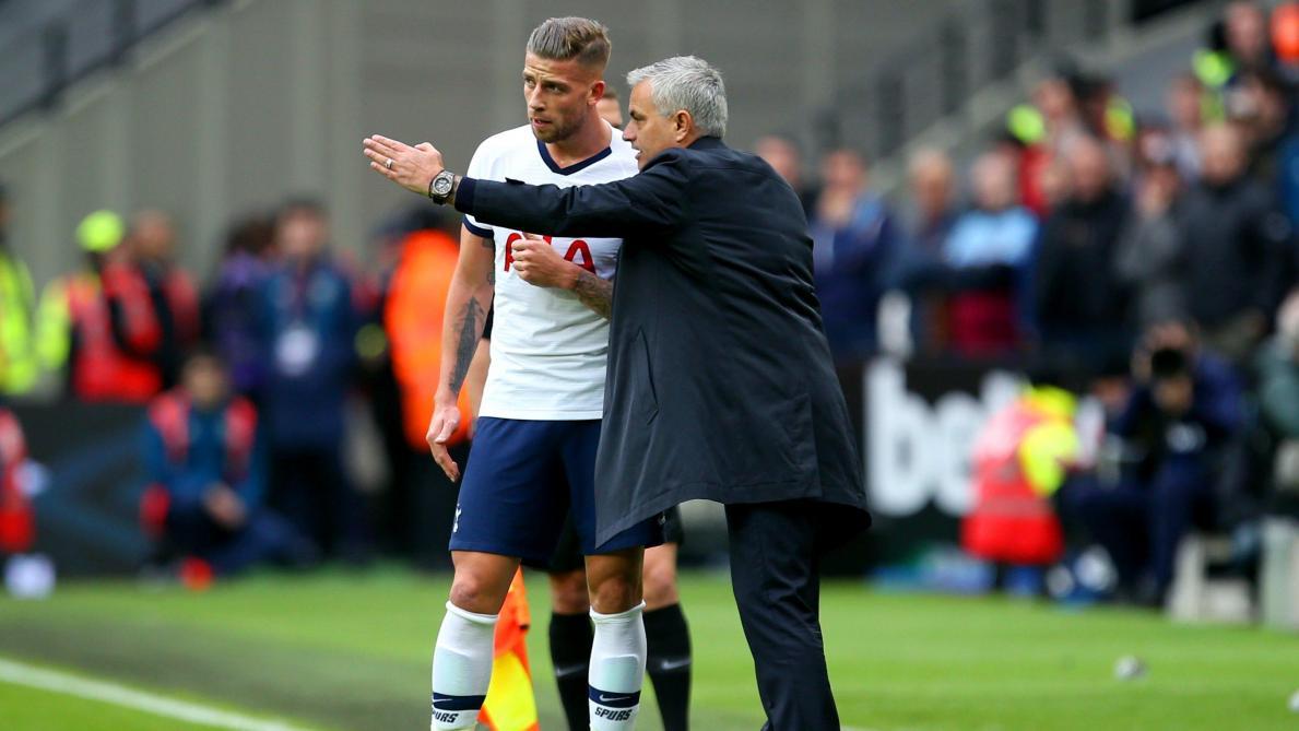 José Mourinho s'est renseigné sur l'avenir de Vertonghen et Alderweireld à Tottenham