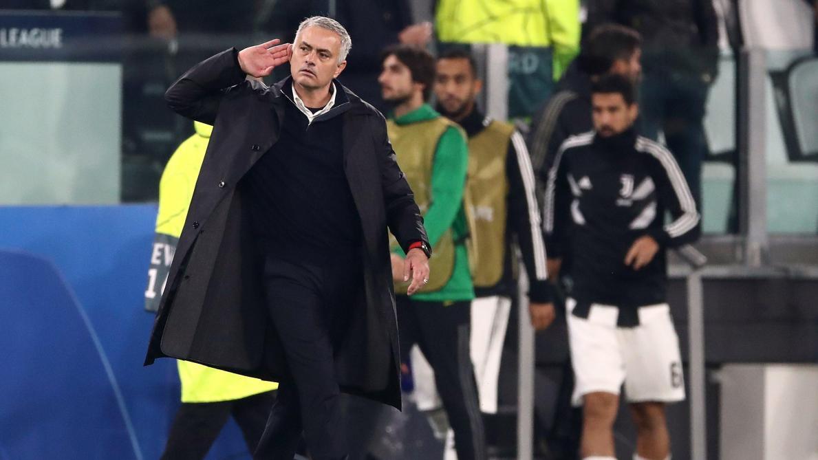 José Mourinho de retour à ManU avec Tottenham