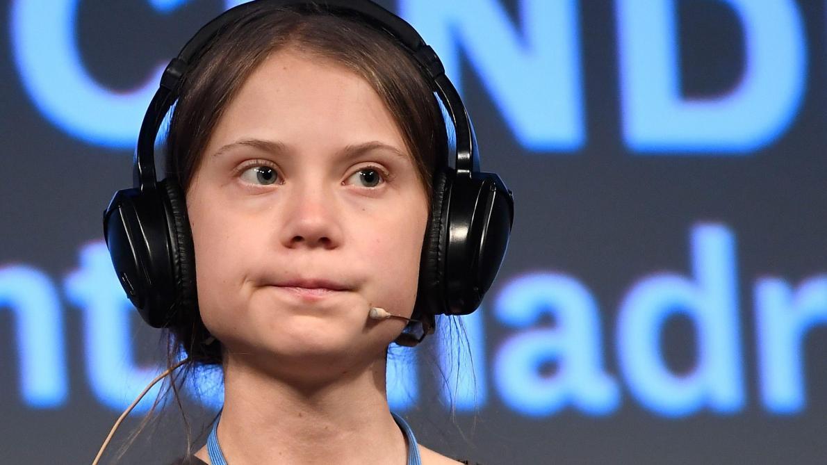 Greta Thunberg à la COP25: «Nous ne pouvons pas attendre plus longtemps»