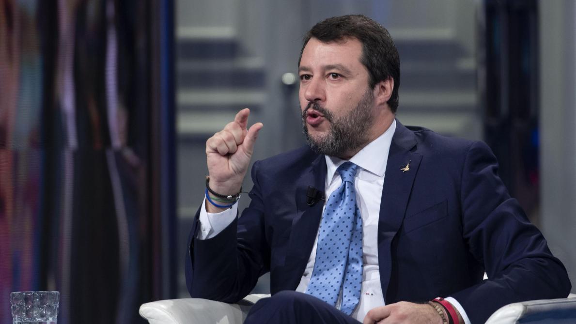 """Caso Gregoretti, Matteo Salvini: """"Sono assolutamente tranquillo e orgoglioso di quello che ho fatto.."""""""