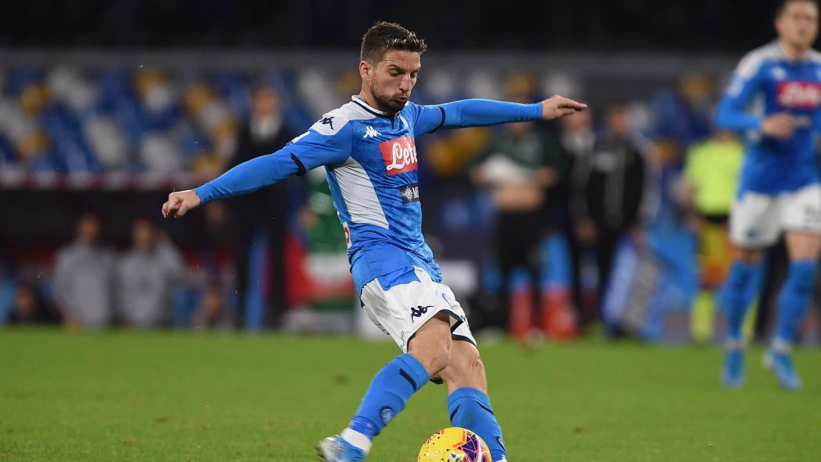 Serie A: Dries Mertens, à l'assist, n'y arrive toujours pas avec Naples, accroché à l'Udinese (vidéos)