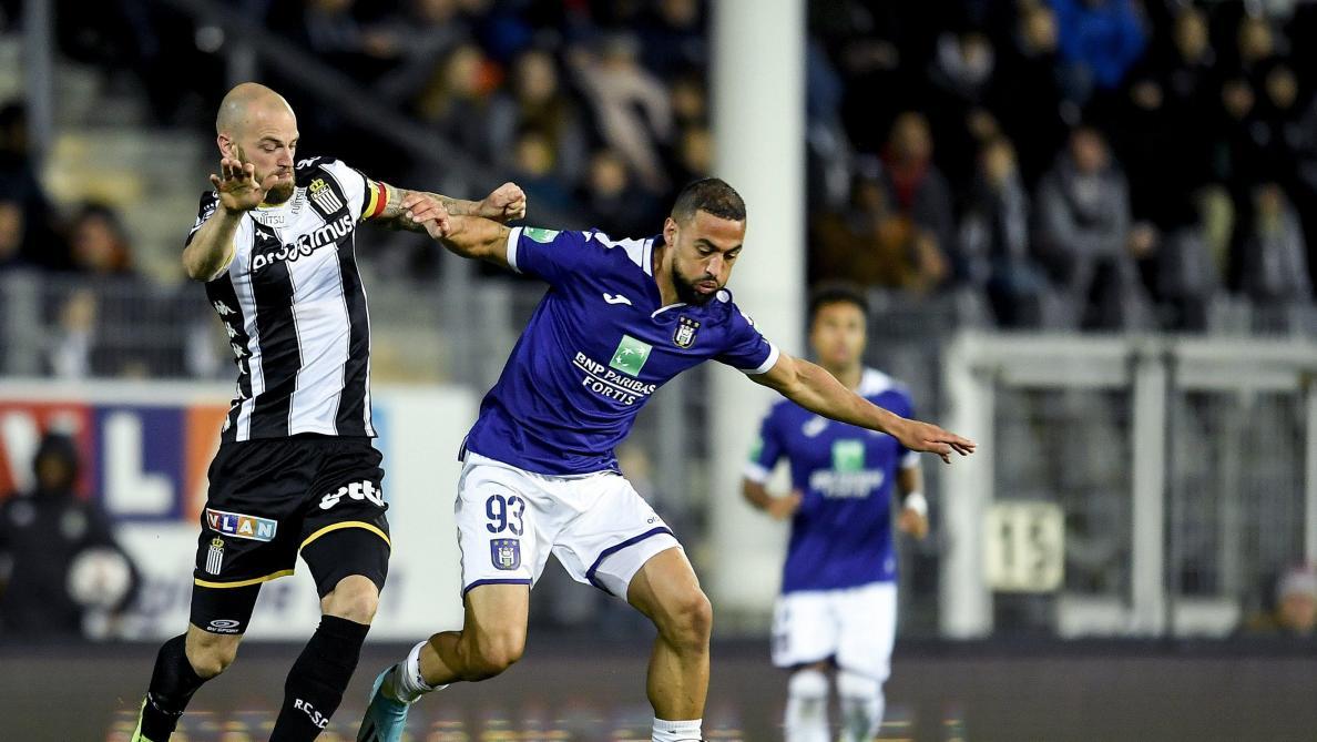 Anderlecht – SC Charleroi: les Mauves doivent se relancer en championnat, les Zèbres veulent poursuivre leur folle série (direct à 18h)