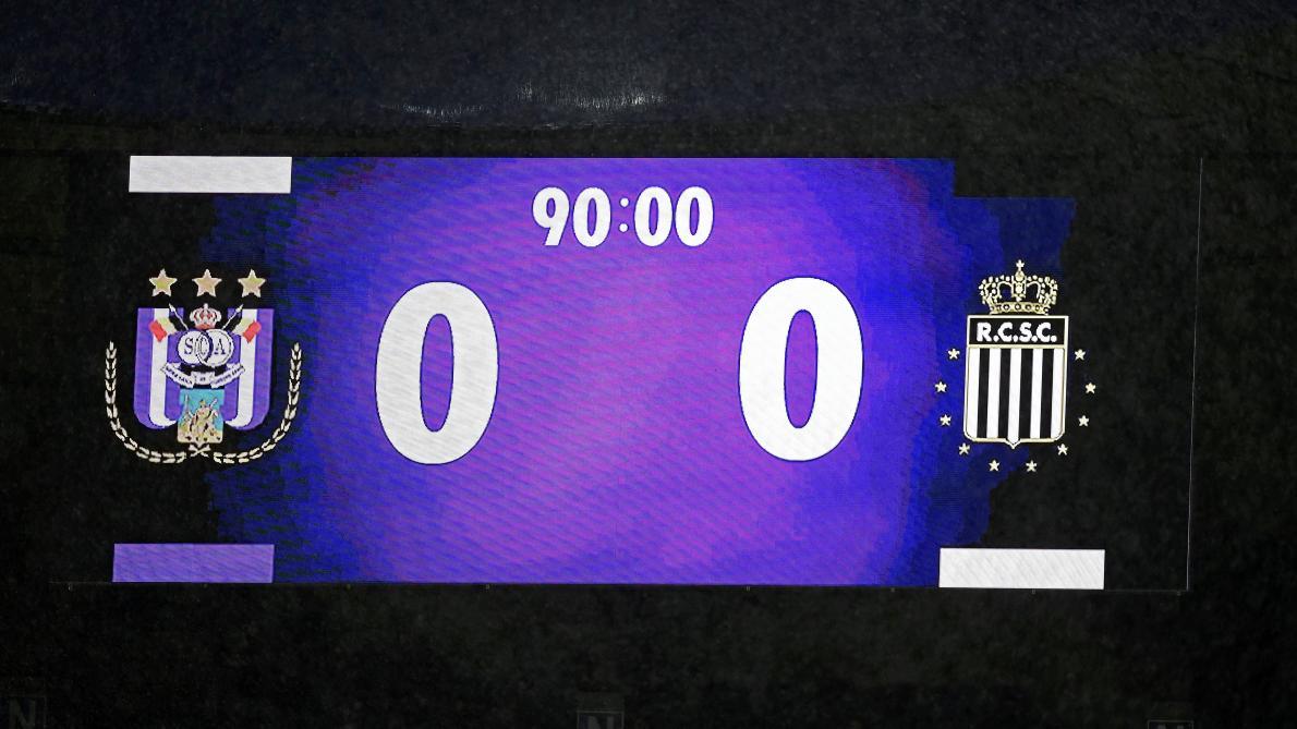 Anderlecht ne parvient toujours pas à décoller : Déjà six «0-0» cette saison en championnat: les Mauves ont