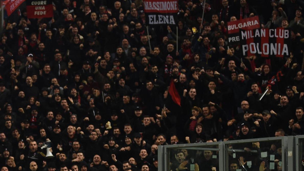 Serie A: un supporter de l'AC Milan poignardé par un autre