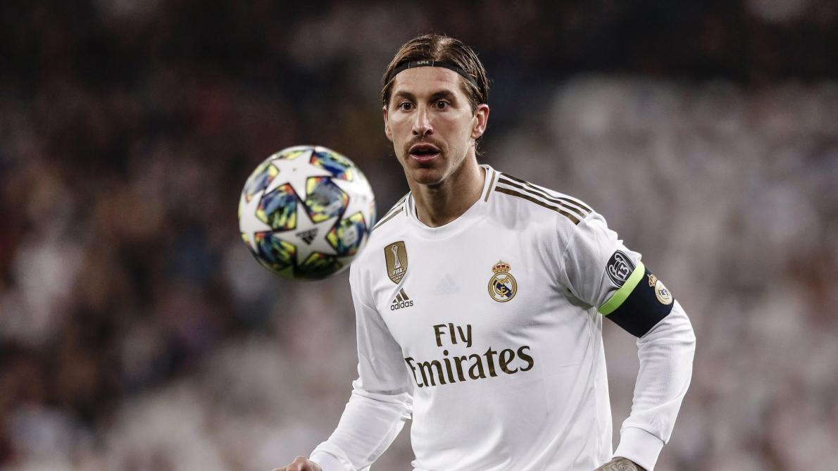 Sergio Ramos pense qu'il faudrait un Ballon d'or «seulement pour Ronaldo et Messi»
