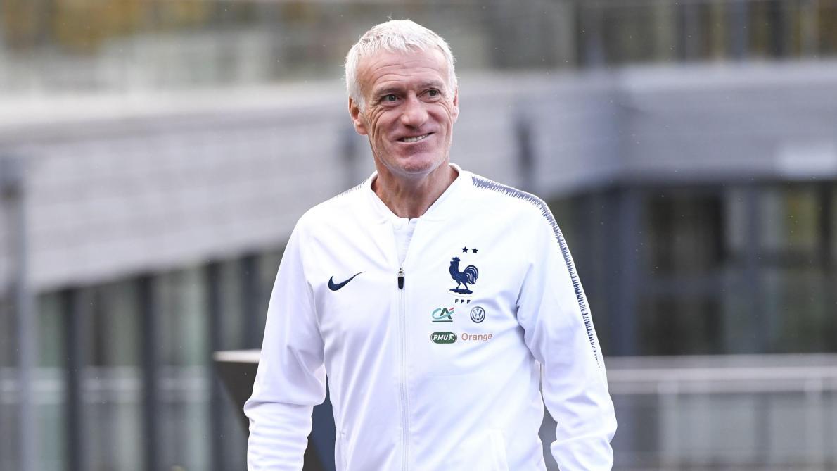 Didier Deschamps sélectionneur des Bleus jusqu'au Mondial 2022