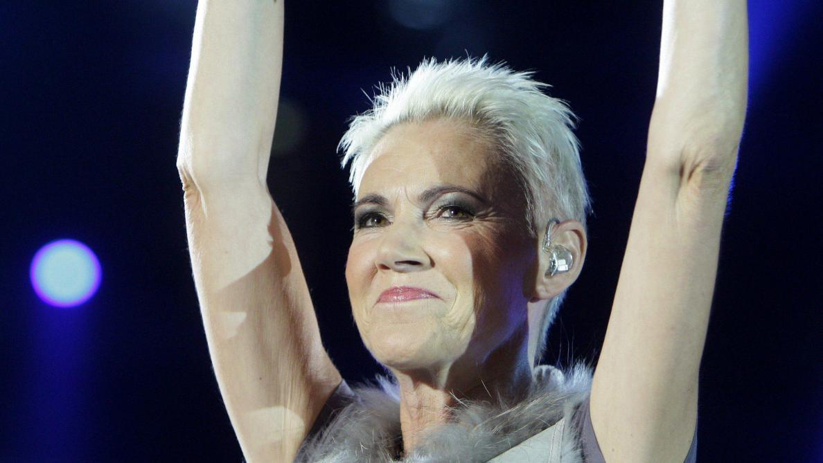 La chanteuse Marie Frederiksson du groupe Roxette est décédée