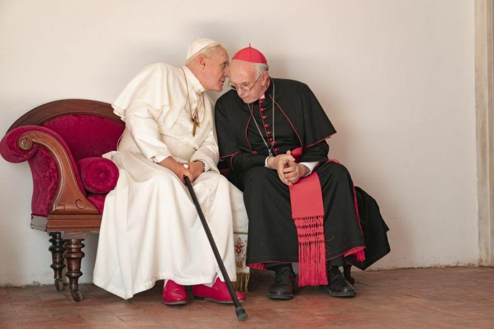 « The two popes ».