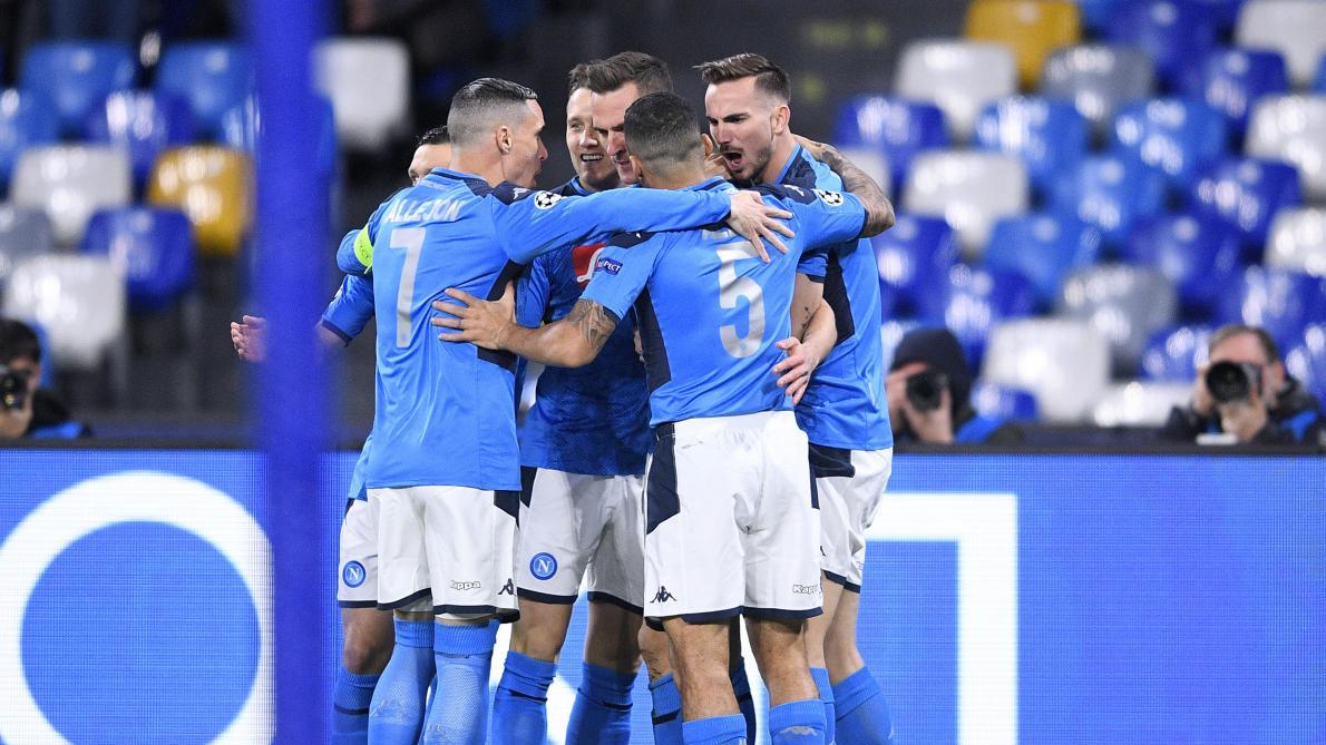 Carlo Ancelotti limogé par Naples — Champions League