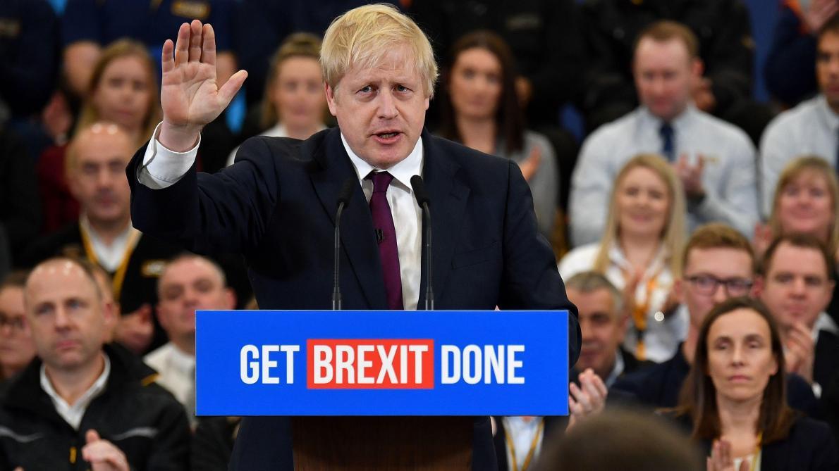 Les États-Unis réaffirment vouloir nouer un accord commercial avec Londres — Brexit