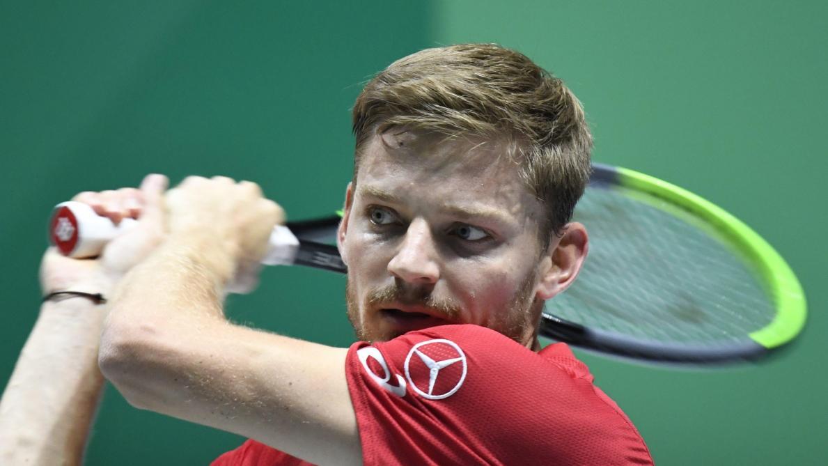 David Goffin impatient de commencer le premier tournoi en Arabie Saoudite: «Chouette de découvrir une autre