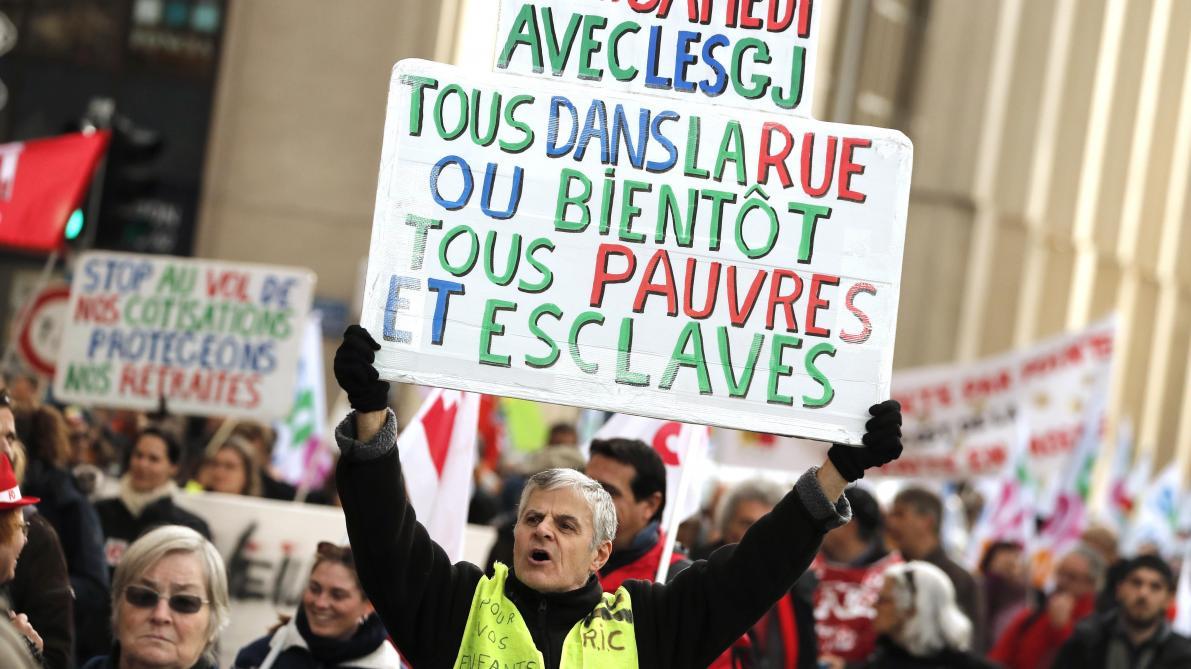 «En France, jouer l'opinion serait très dangereux»