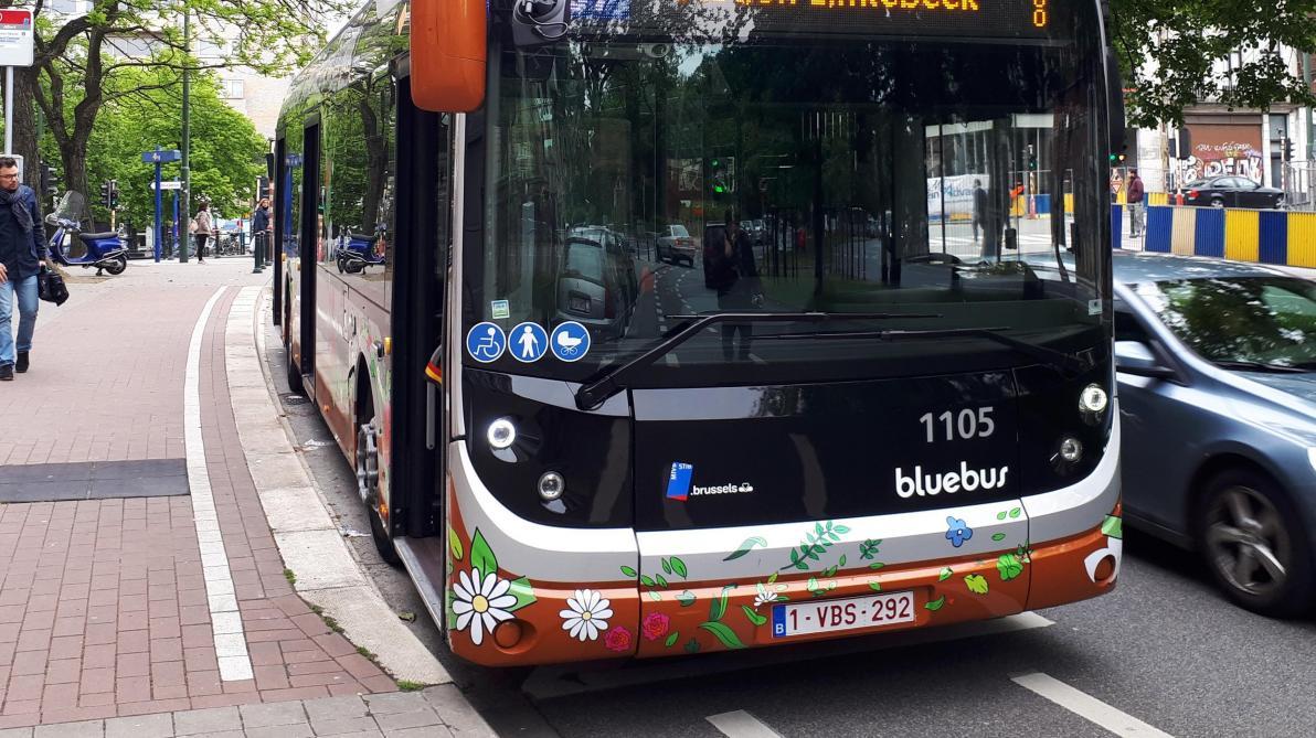 Bruxelles: un piéton grièvement blessé après avoir été heurté par un bus
