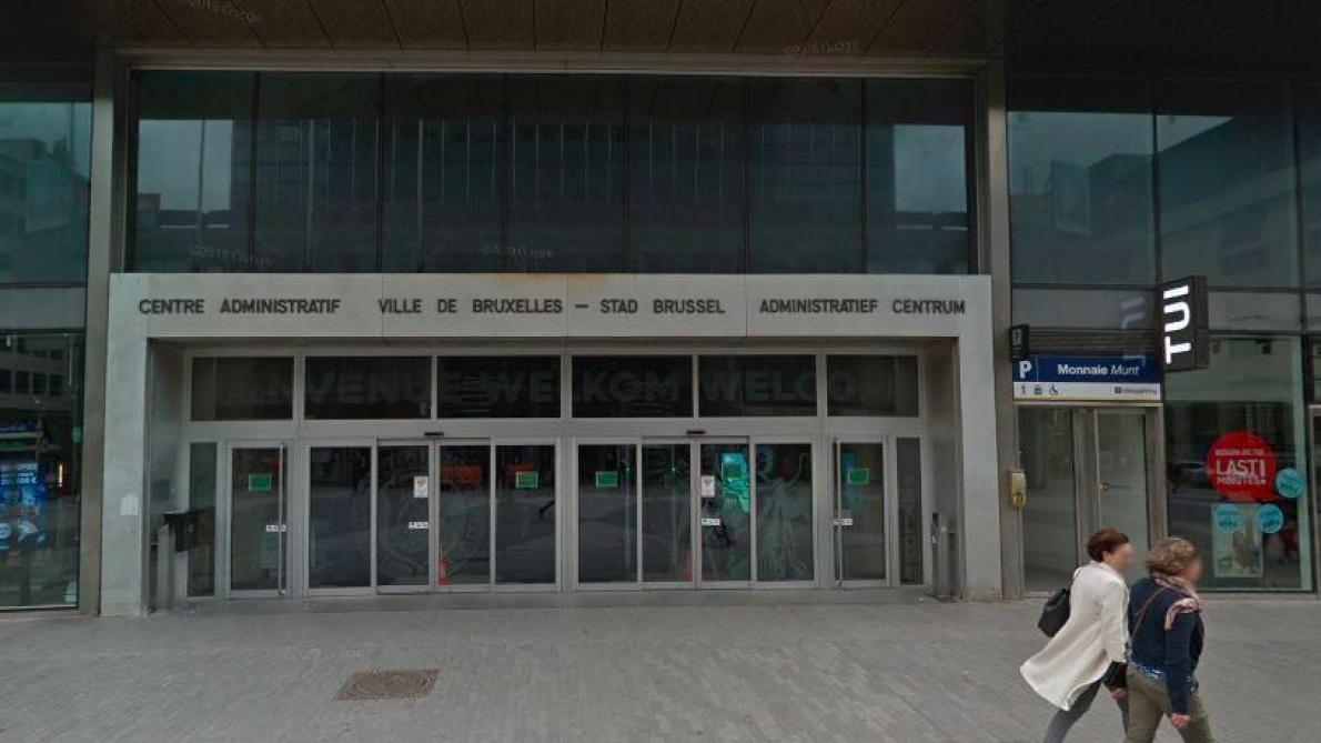 Plusieurs services de la ville de Bruxelles seront fermés vendredi