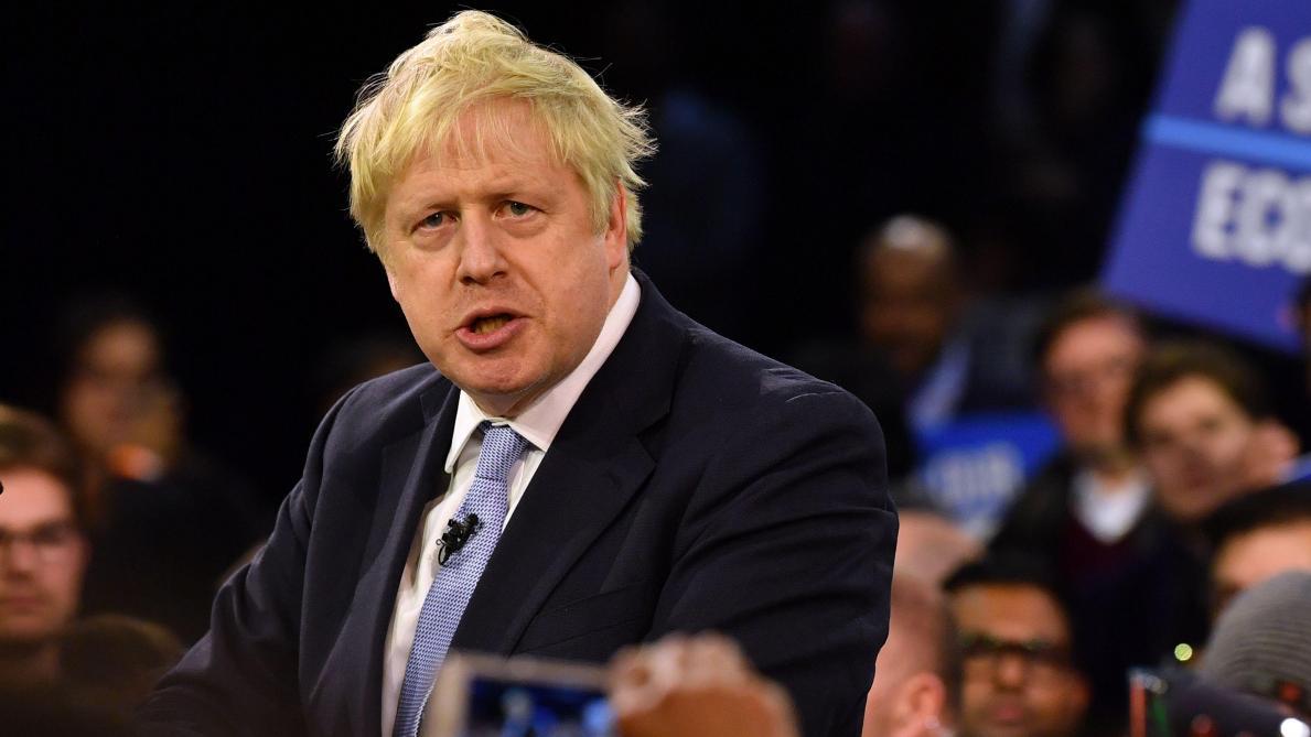 Elections au Royaume-Uni: vers une majorité absolue pour Boris Johnson