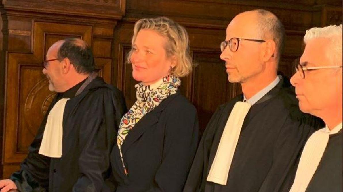 Victoire pour Delphine Boël: la procédure de reconnaissance de paternité d'Albert II peut se poursuivre