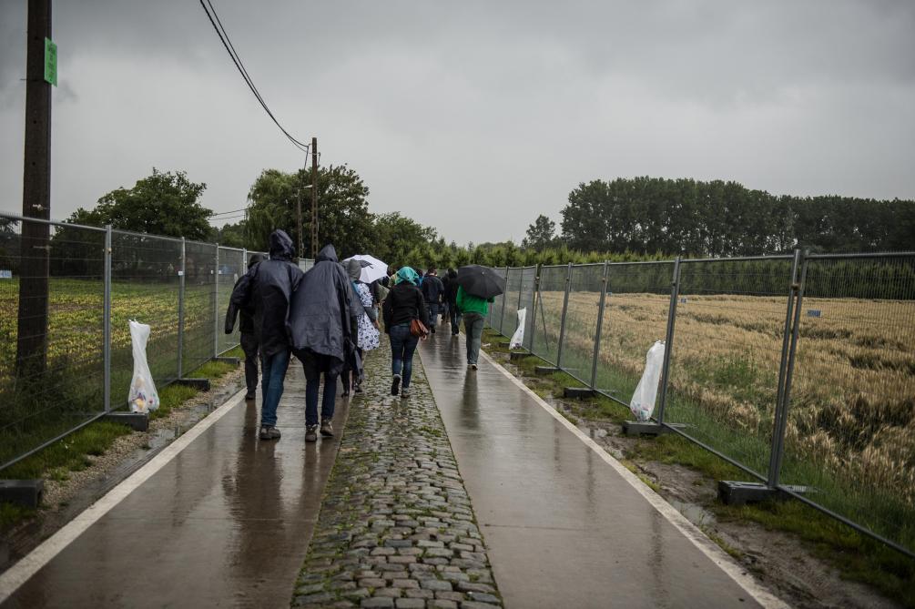 La météo de ce week-end: de la pluie, encore de la pluie et de la neige