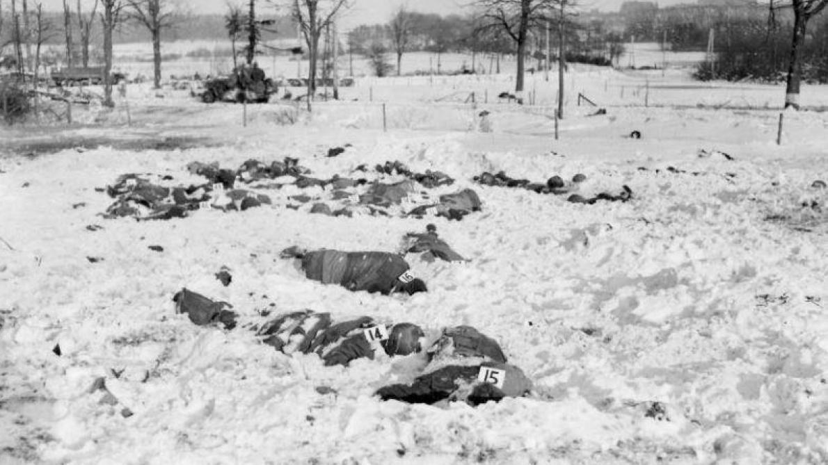 Bataille des Ardennes: Peiper, le bourreau des GI'S, bénéficia d'une clémence inattendue