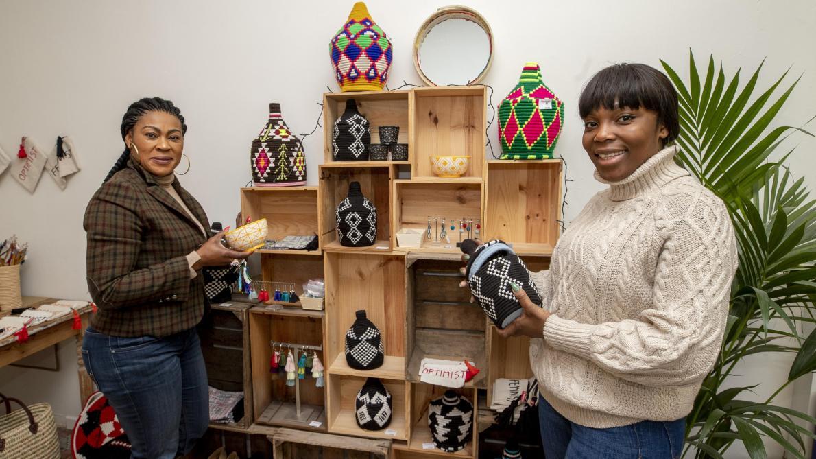 Offrir de l'art ou de l'artisanat équitable pour Noël, c'est possible