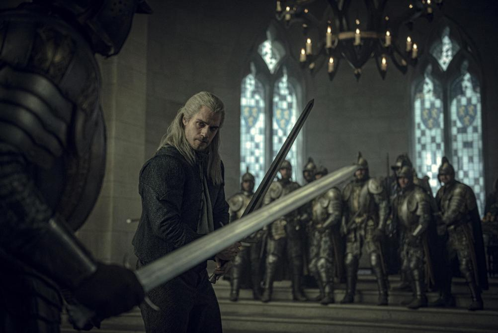 The Witcher, mis en ligne aujourd'hui, digne successeur de Game of Thrones — Netflix