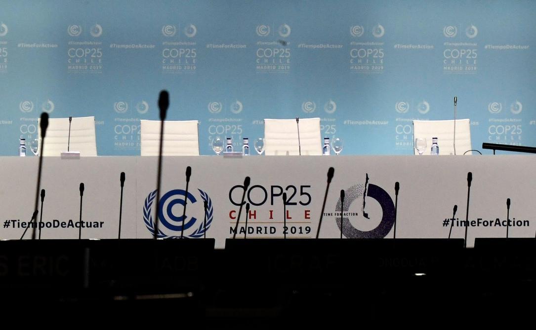 COP25: un échec pour le multilatéralisme et pour le climat