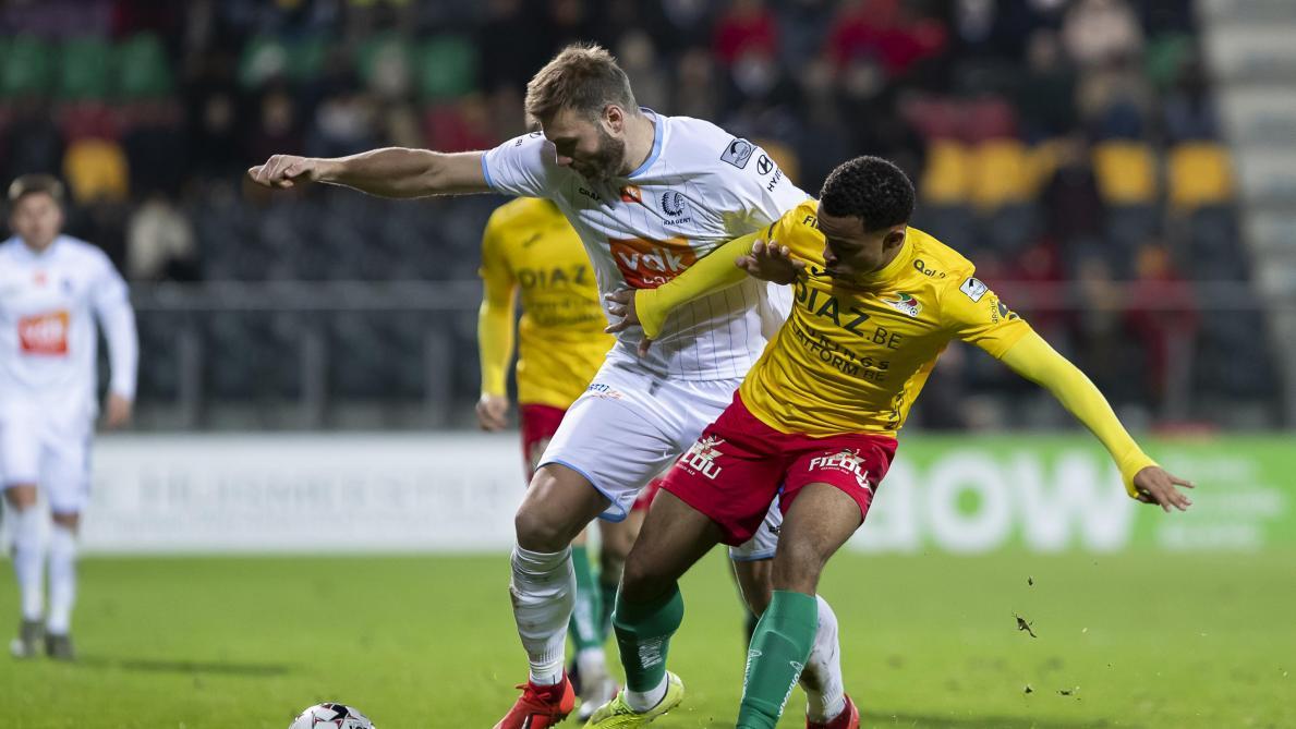 D1A: Gand s'incline à Ostende et laisse l'Antwerp s'installer à la deuxième position du classement