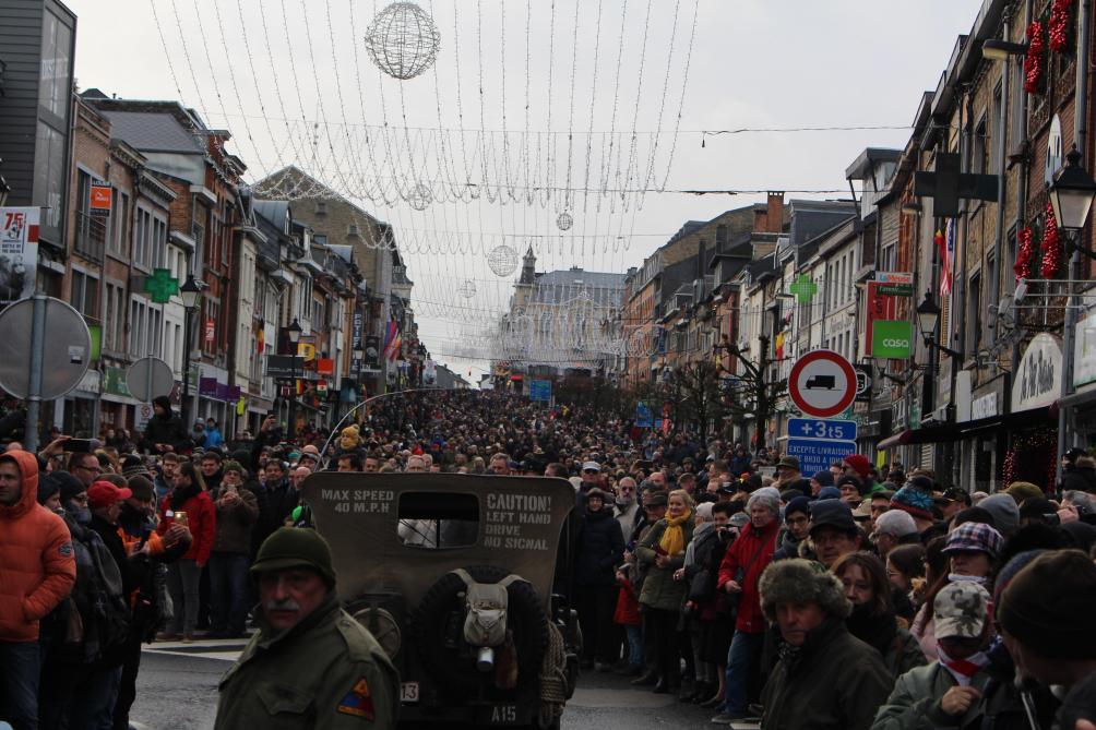 Les commémorations à Bastogne : un vrai succès populaire et qualitatif