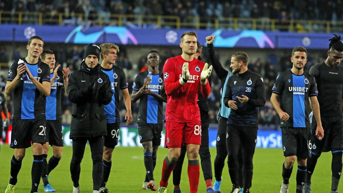 Europa League: Bruges défiera Manchester United en 16es, La Gantoise face à l'AS Rome
