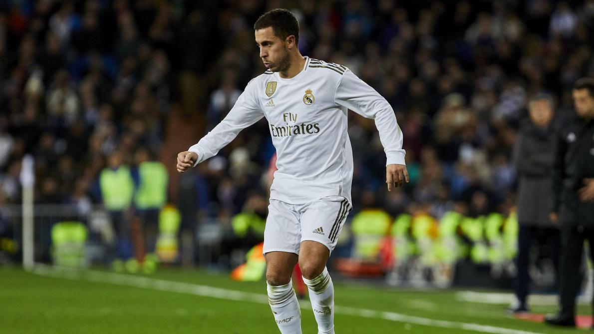 Zinedine Zidane annonce le retour d'Eden Hazard — Real Madrid