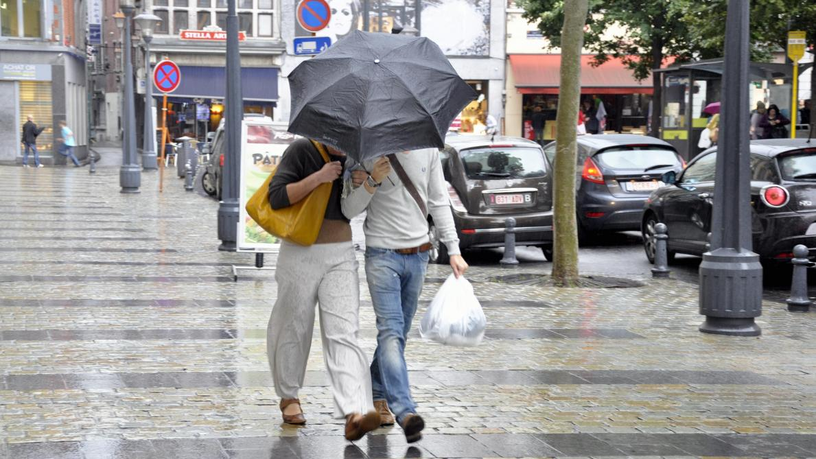 Météo De La Pluie Avant La Plus Belle Journée De La Semaine