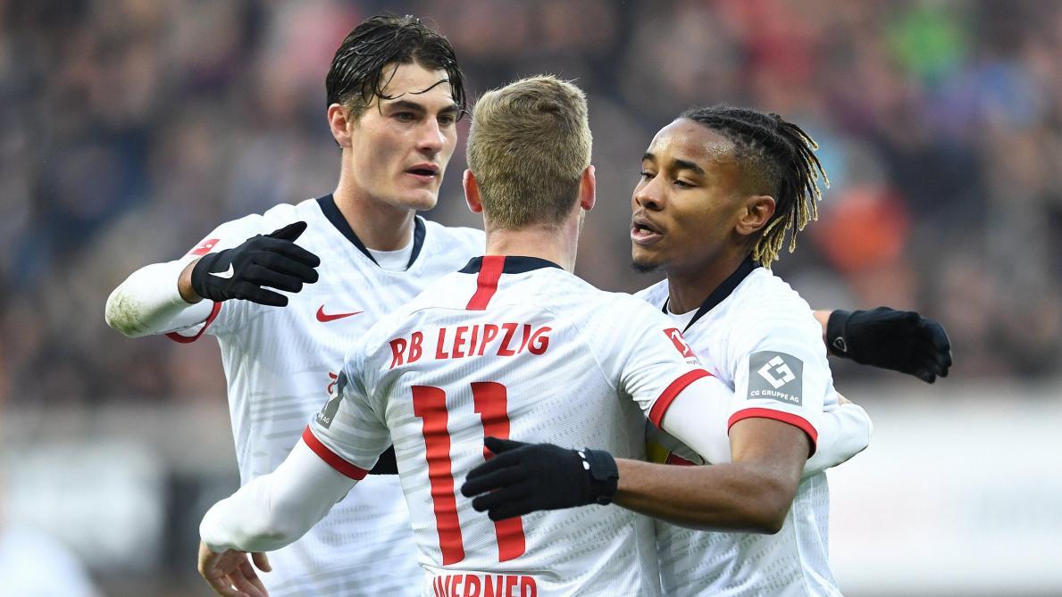 Nul fou entre Dortmund et Leipzig — All