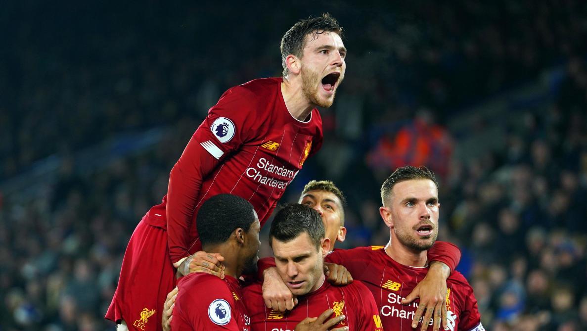 PL : Liverpool inflige une leçon à Leicester