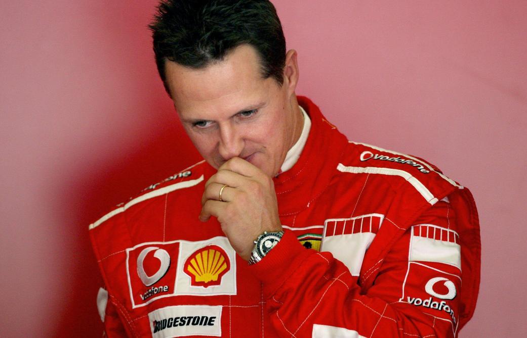 Ce message de sa femme qui redonne espoir — Michael Schumacher