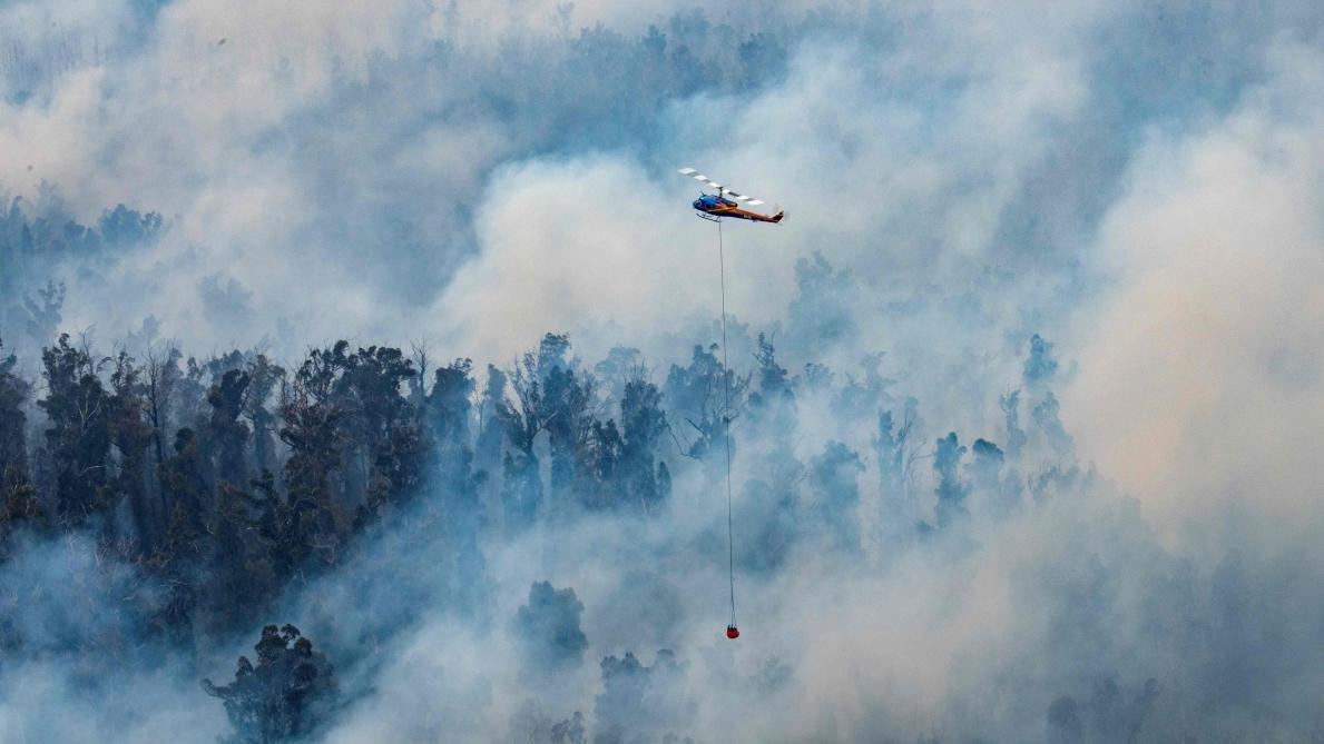 Un troisième pompier volontaire décède dans les incendies — Australie