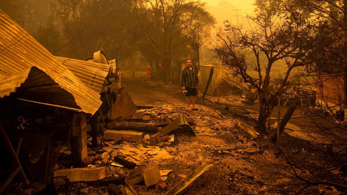 Des réservistes déployés après un week-end catastrophique — Incendies en Australie