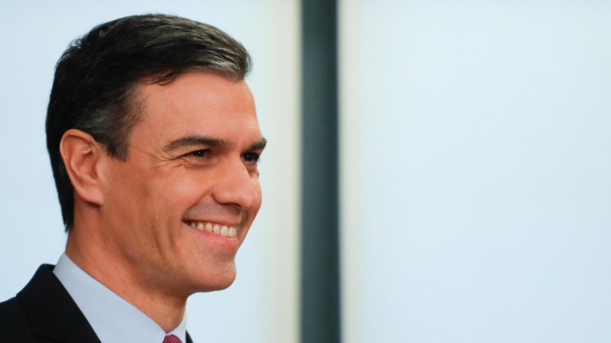 Vers le premier gouvernement de coalition depuis Franco — Espagne