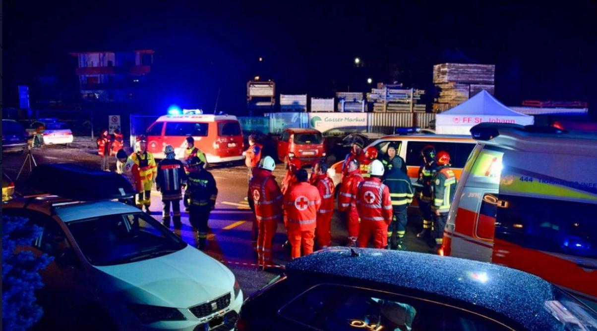 Un automobiliste ivre tue six jeunes Allemands — Italie