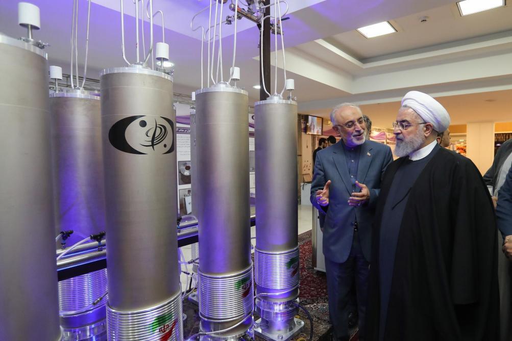 L'Allemagne, la France et la Grande-Bretagne avertissent l'Iran :