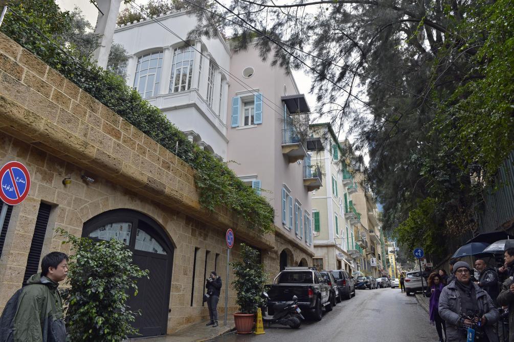 Un mandat d'arrêt contre son épouse Carole — Affaire Carlos Ghosn