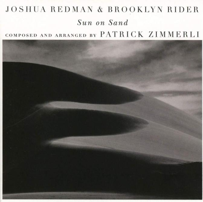 <span>Joshua Redman</span> Sun on sand