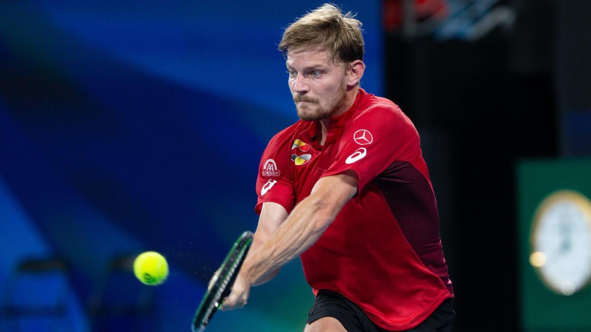 ATP Cup: la Belgique affrontera l'Espagne en quarts de finale