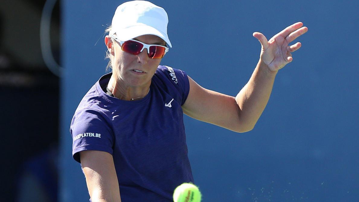 WTA Auckland: Flipkens et Van Uytvanck en route vers les demi-finales en double