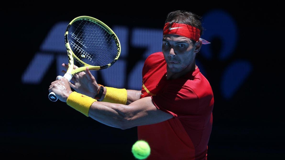 Rafael Nadal avant son duel contre David Goffin: «J'espère être prêt à hausser mon niveau de jeu»