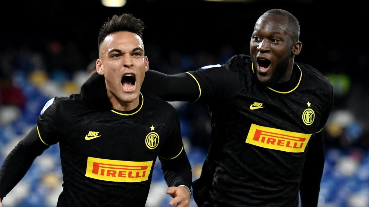 L'Inter Milan accroché par l'Atalanta Bergame