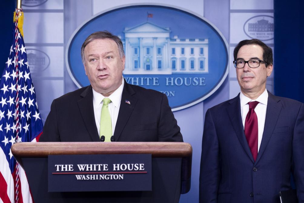Donald Trump lance un nouvel avertissement — Iran
