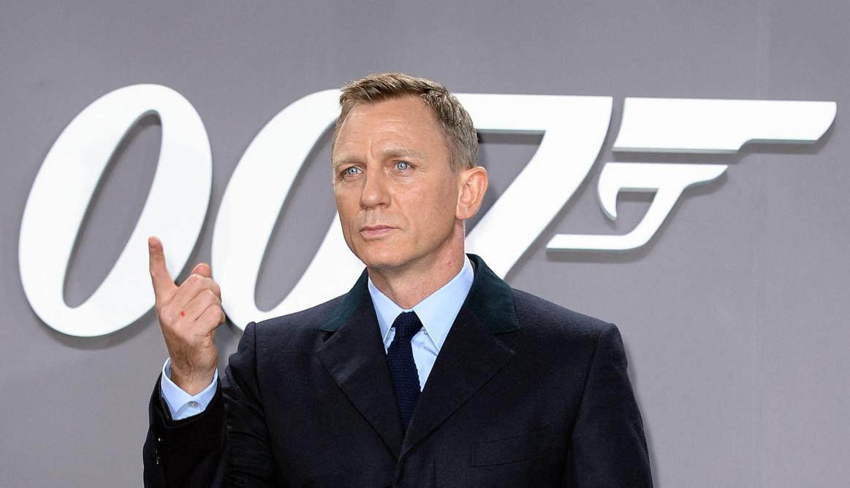 Daniel Craig james bond Nouveauté Plastique Carte de Crédit