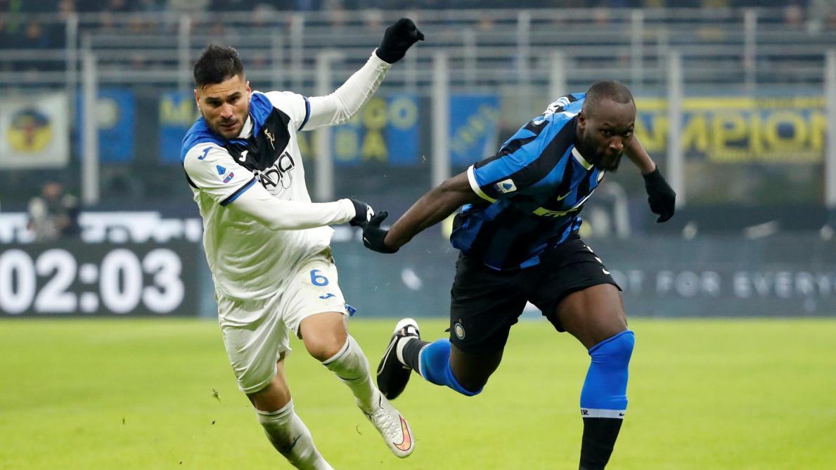 L'Inter s'en sort bien face à l'Atalanta !