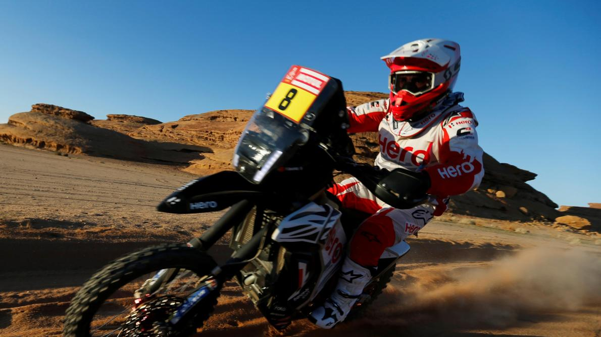 Dakar : le motard Paulo Gonçalves se tue en course