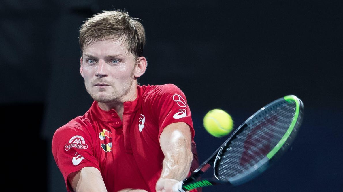 Classement ATP: Goffin 11e avant l'Open d'Australie, Djokovic se rapproche de Nadal en tête