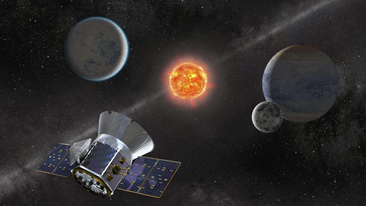 Un jeune de 17 ans découvre une nouvelle planète après 3 jours de stage à la Nasa